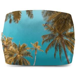 Palm Trees Wash Bag