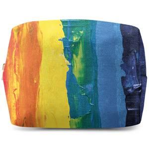 Acrylic Rainbow Wash Bag
