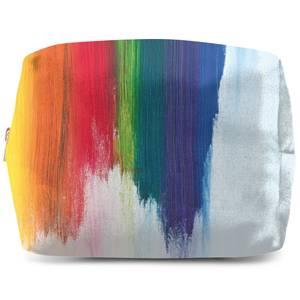 Rainbow Smudge Wash Bag