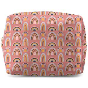 Rainbow Pink Wash Bag