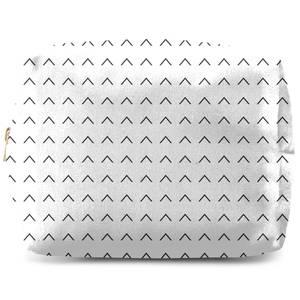 Linear Arrows Wash Bag