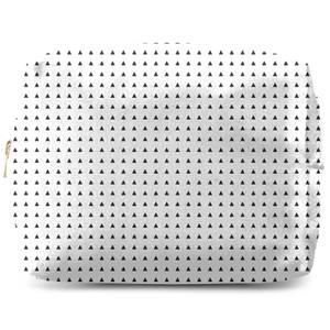 Geometric Triangles Wash Bag