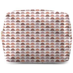 Semi Circles Wash Bag