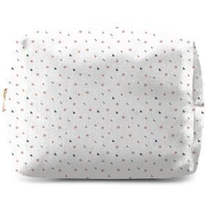 Small Blobs Wash Bag