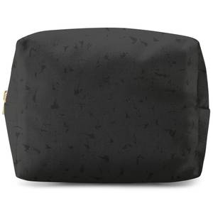 Inky Specks Wash Bag