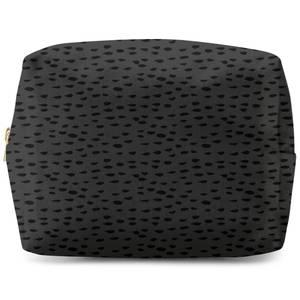 Inky Dots Wash Bag