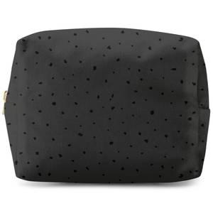 Inky Polka Dots Wash Bag