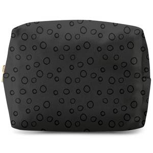Open Dots Wash Bag