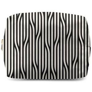 Parallel Lines Wash Bag