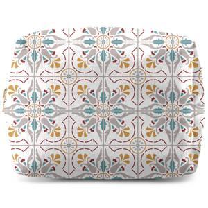 Moroccan Tiles Wash Bag