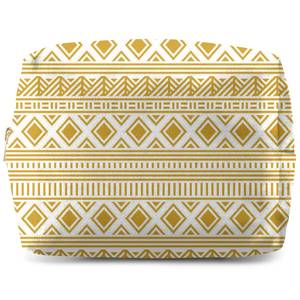Aztec Lines Wash Bag