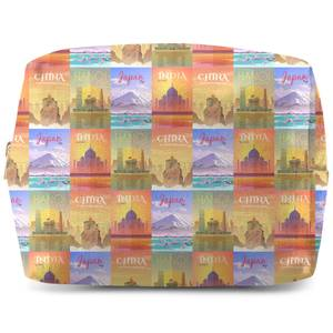 Travel In Asia Wash Bag