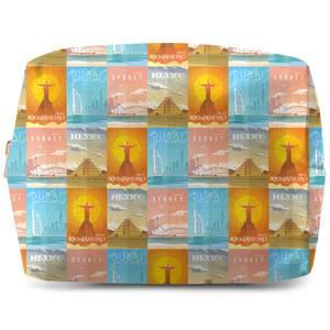 See The World Wash Bag