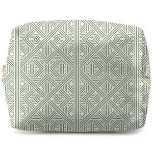 Criss Cross Wash Bag