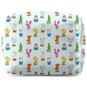 A Prickly Plan Wash Bag