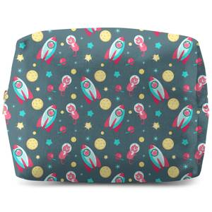 Cats In Space Wash Bag