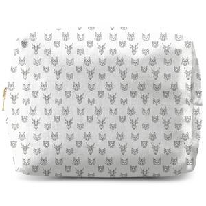 Animals Of The Day Forest Wash Bag