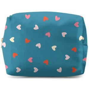 Love Hearts Wash Bag