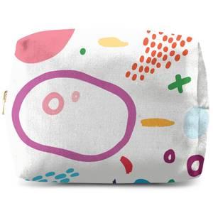 Mixed Art Wash Bag