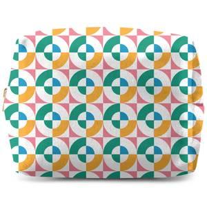 Colourful Circles Wash Bag