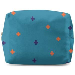 Mixed Cross Wash Bag