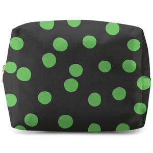 Large Polka Dots Wash Bag