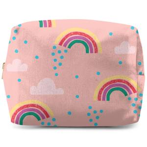 Rainbows And Clouds Wash Bag