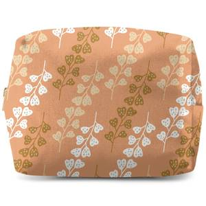 Flower Press Wash Bag