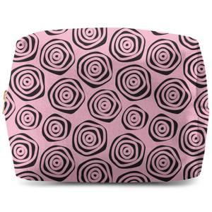 Abstract Roses Wash Bag