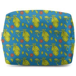 Retro Tropics Wash Bag