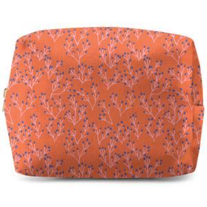 Coral Wash Bag