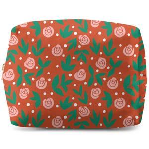 Rose Bush Wash Bag