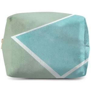 Hazy Green Wash Bag