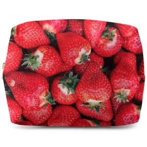 Strawberries Wash Bag
