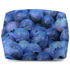 Blueberries Wash Bag