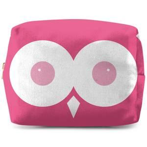 Pink Owl Wash Bag
