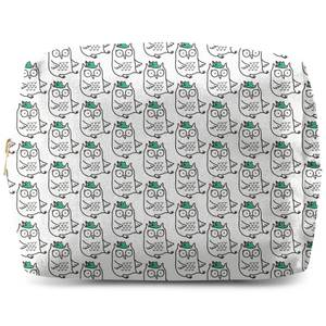 Sitting Owl Wash Bag