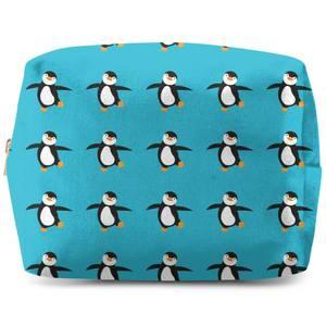 Dancing Penguin Wash Bag