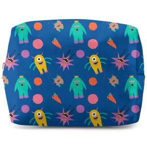 Monster Party Wash Bag