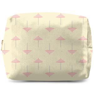 Holiday Parasol Yellow Wash Bag