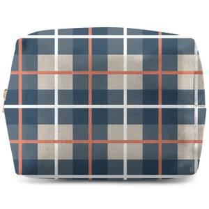 Tartan Colours Wash Bag