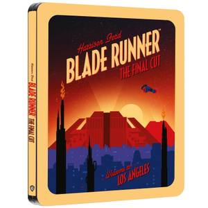 Blade Runner: The Final Cut – 4K Ultra HD Zavvi Exclusive Sci-fi Destination Series #6 Steelbook