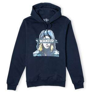 Falcon and Winter Soldier Sharon Carter Wanted Unisex Hoodie - Navy