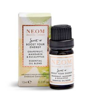 NEOM Mandarin and Eucalyptus Essential Oil Blend 10ml