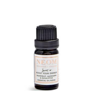 NEOM Grapefruit, Mandarin and Eucalyptus Essential Oil Blend 10ml