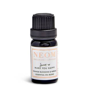 NEOM Orange Blossom and Neroli Essential Oil Blend 10ml