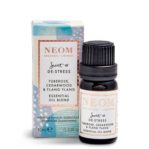 NEOM Tuberose, Cedarwood and Ylang Ylang Essential Oil Blend 10ml