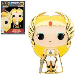 Masters Of The Universe She-Ra Funko Pop! Pin