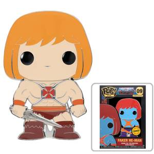 Masters Of The Universe He-Man Funko Pop! Pin
