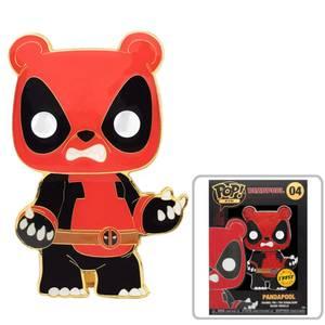 Marvel Panda Deadpool Funko Pop! Pin